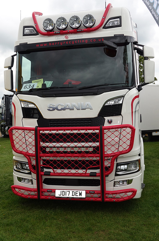 Highway For New Gen Scania S & R Cabs A24-2 - Lightbars Direct