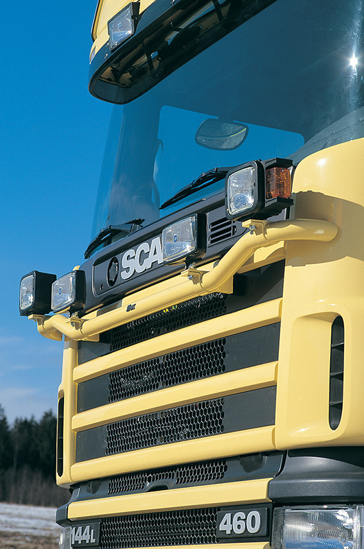 Scania 4 light bar for r p cabs lightbars direct light bar for r p cabs 4 series aloadofball Choice Image