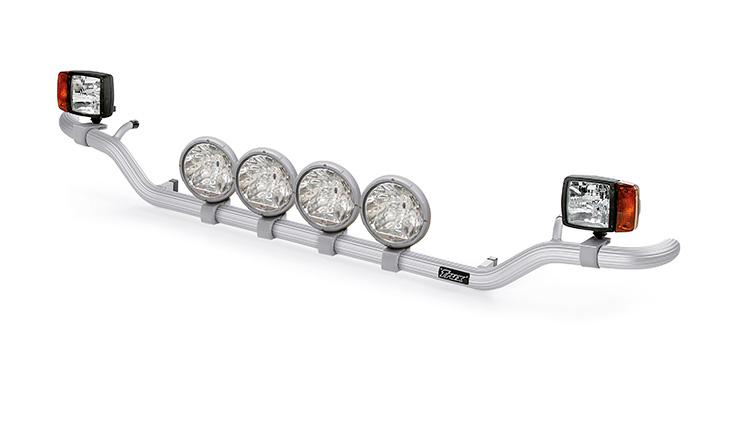 scania r-series light bar